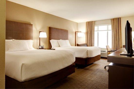 Hyatt House Seattle/Bellevue: Double Queen Guestroom