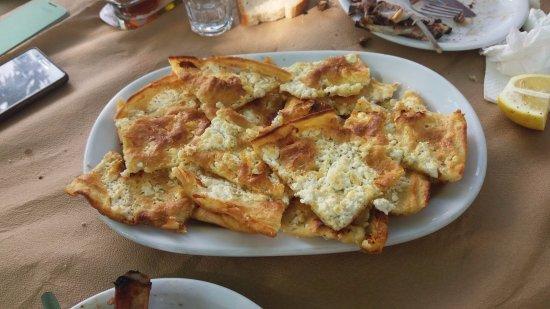 Monodendri, Grækenland: Η περίφημη πίτα