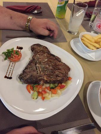 Number 1 steakhouse in pattaya!!