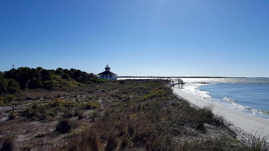 Our Guardian of the Pass .... the Port Boca Grande Lighthouse & Museum.
