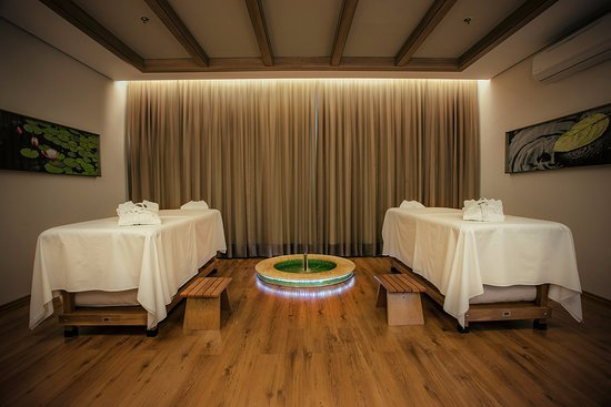 Bourbon Atibaia Convention & Spa Resort: Mandí Nature Spa