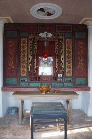 Kaiping, Kina: ancestral shrine, Shengfeng Lou