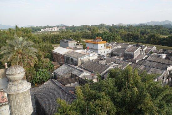 Kaiping, Kina: Jinjiangli from Shengfeng Lou