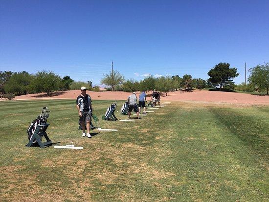 Stallion Mountain Golf Club : Driving Range