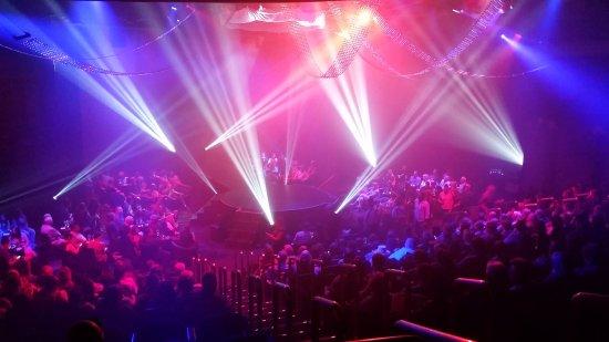 Cirque Le Noir At The Eldorado Theatre Reno Nevada