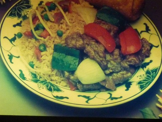 It is Chinese! Finally! - Review of Hunan House, Miamisburg, OH ...