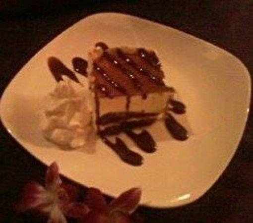Alpena, MI: Birthday dessert