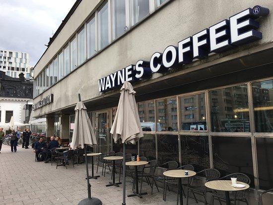 waynes coffee uppsala