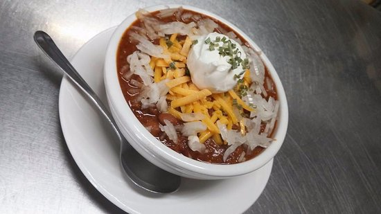 Elkhart Lake, WI: 2-Time Award Winning Chili