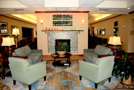 Homewood Suites by Hilton Wilmington/Mayfaire: Lobby