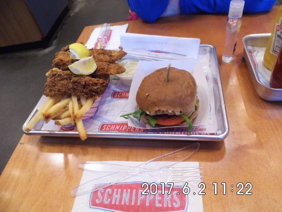Foto Di Schnippers New York City Tripadvisor
