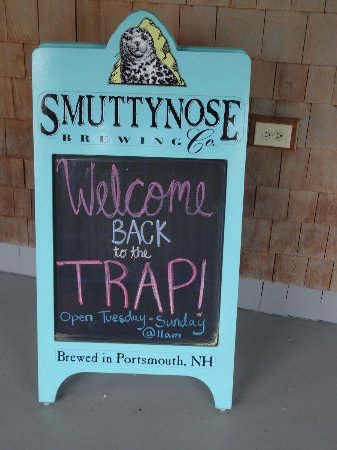 Wolfeboro, Nueva Hampshire: Things always go better with a Smutty