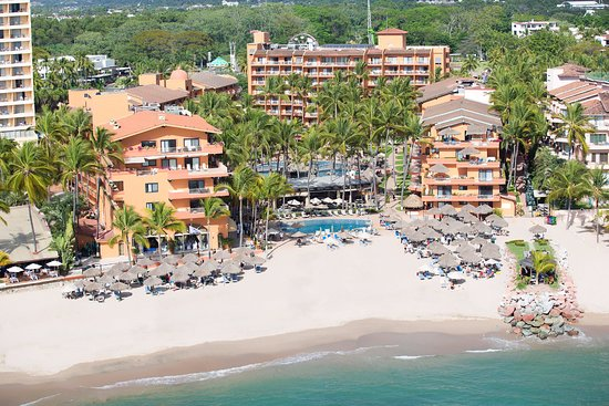 Villa del Palmar Beach Resort & Spa: Aerials
