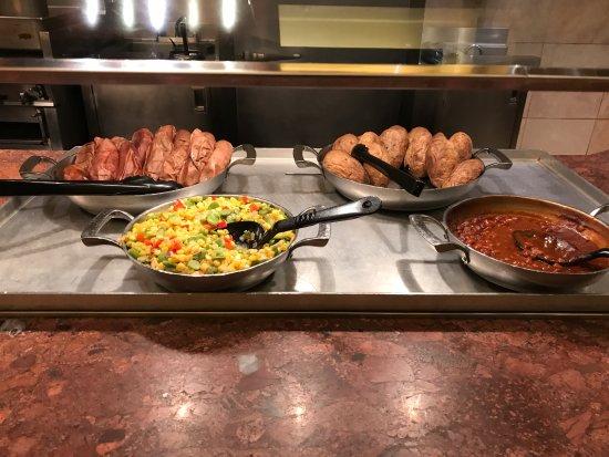 Red rock casino breakfast buffet menu