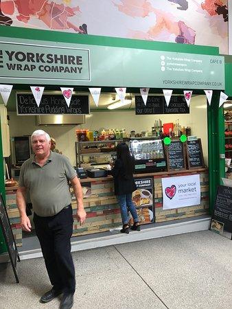 George Street Cafe B Kirkgate Market Food Hall