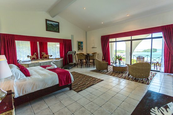 La Mansion Inn: Our Presidential Suite, all rooms with Amazing Ocean views