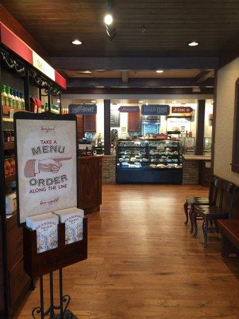 La Madeleine French Cafe Charlotte