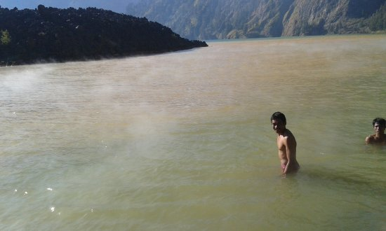 Trekking Rinjani Guide