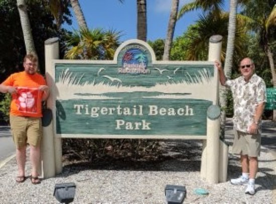 Tigertail Beach: Could not resist this photo