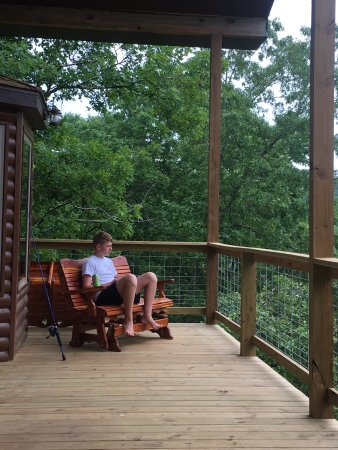 Tree House Cabins at River of Life Farm Picture