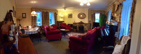 Lecemy, Irland: Lounge area