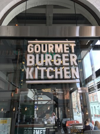 Gourmet Burger Kitchen Exeter Restaurant Reviews Phone Number