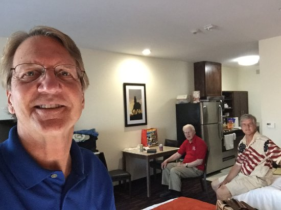 "Enid, OK: Great room for 96 year old Dad's ""Bucket List"" trip!"