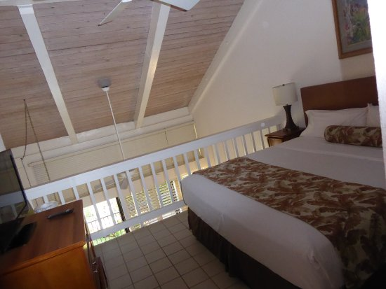 Maui Schooner Resort: Bldg B Third Floor Loft