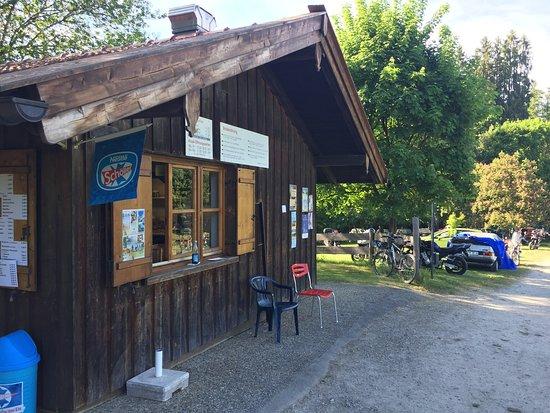 Obing, Deutschland: Kiosk