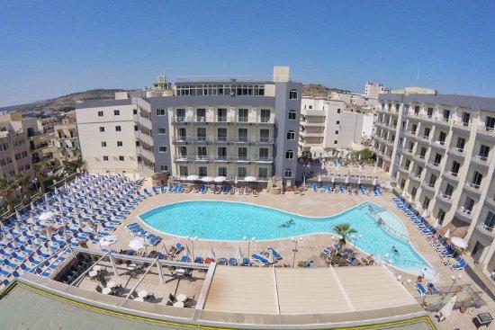Topaz Hotel Malta Reviews