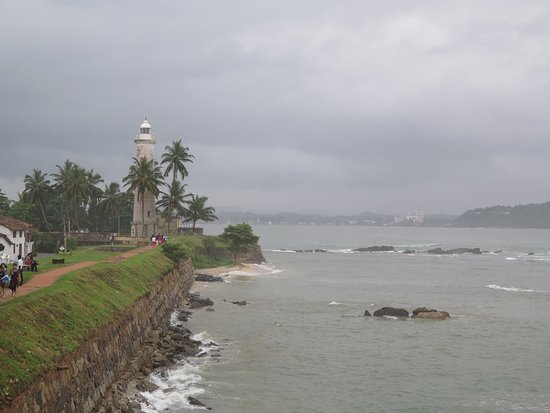 Galle Fort: lighthouse 2