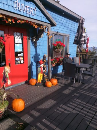 Saguenay–Lac-Saint-Jean Region, Kanada: Le St. Laurent Cafe