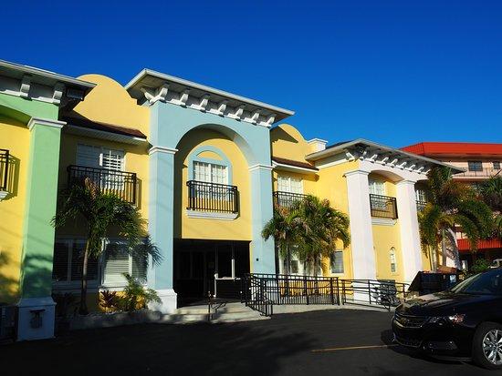 Redington Beach, FL: Eingangsbereich Hotel
