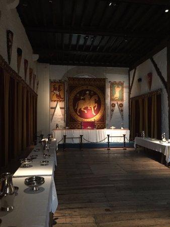 Interior Castle Dining Hall Bild Von Dover Castle Dover TripAdvisor Fascinating Castle Interior Design Set