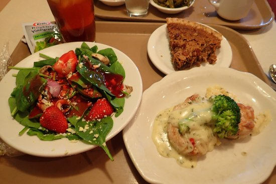 K And W Cafeteria Greensboro 3710 S Holden Rd Restaurant