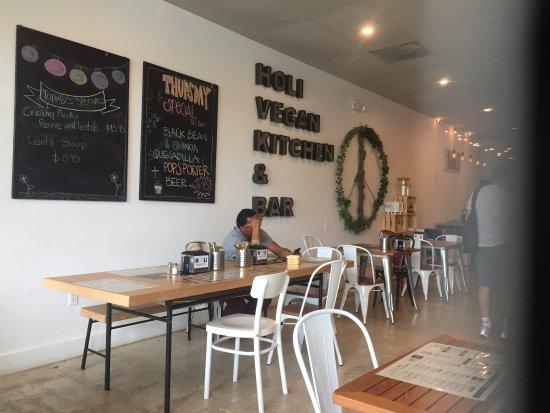 Holi Vegan Kitchen North Miami Beach Fl