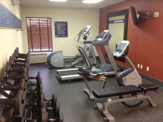 Marion, إلينوي: Fitness room