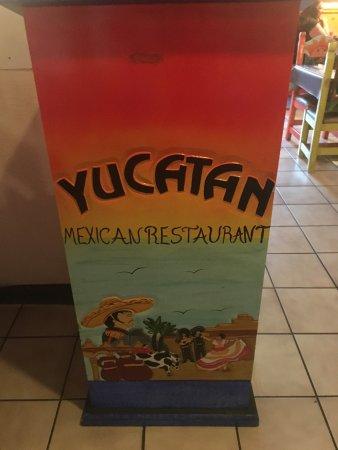 Coshocton, Огайо: Yucatan Restaurant