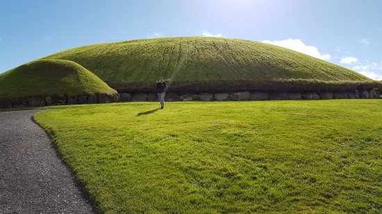 Photo of Historic Site Newgrange at Donore, Ireland