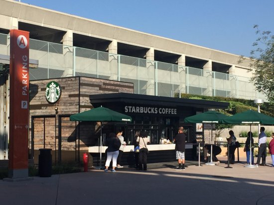 Starbucks at Kaiser Medical Center in Baldwin Park