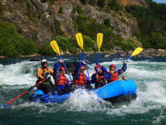 Rafting Biobio Aventura
