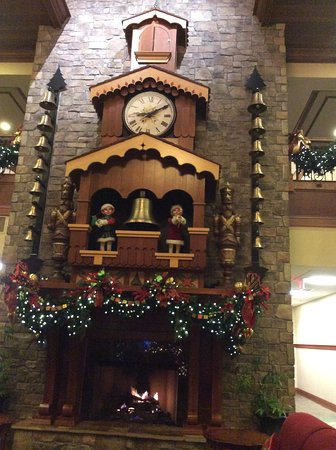 The Inn at Christmas Place: This is the glockenspiel
