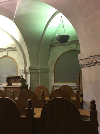 Cathedral of Learning: The Armenian Room