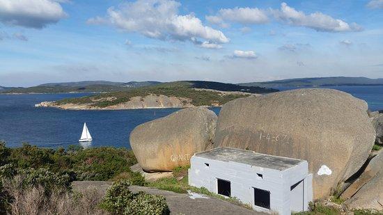 Albany, Australia: Plantagenet Battery, Ataturk Channel