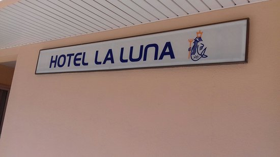 La Luna Hotel: Levante Hotel group  South called Hotel La Luna Bedroom Block  only no other services exists in