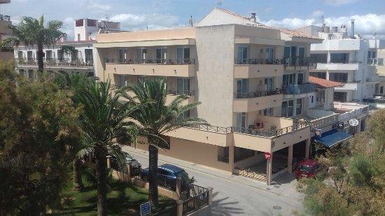 La Luna Hotel The Bedroom Block Described Misleadingly As