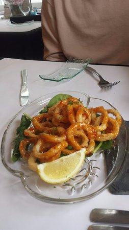 Tusket, Canada: Calamari