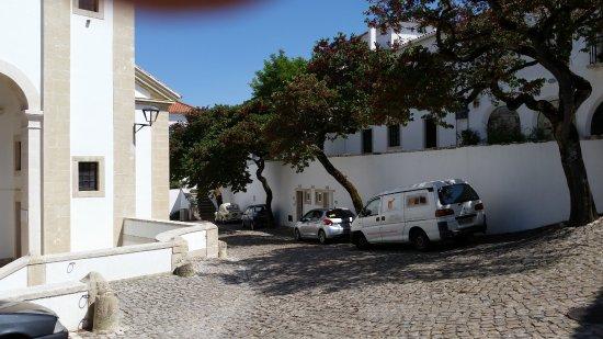 Ourem, Portugal: Pracinha da cidadela