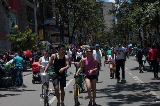 Visite à vélo de Bogotá