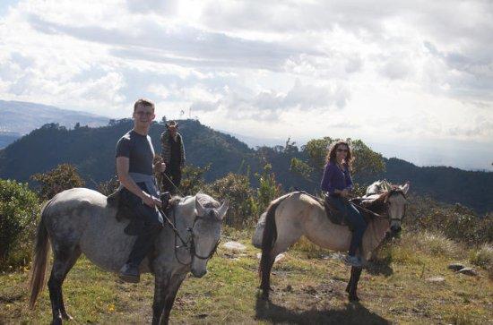 Horseback-Riding Adventure from Bogotá
